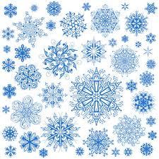 15 free vector snowflake photoshop patterns freecreatives