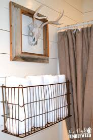 Towel Storage In Small Bathroom 20 Really Inspiring Diy Towel Storage Ideas For Every Small