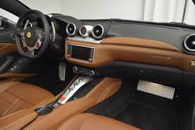 Ferrari California T Interior 2015 Ferrari California T Stock 4344 For Sale Near Greenwich Ct