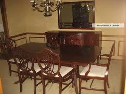 mahogany dining room set 1930s dining room 1930 s duncan phyfe 11 mahogany dining room
