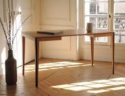 bureau bois design contemporain bureau bois et métal design contemporain la manufacture nouvelle
