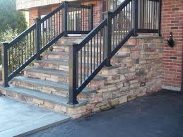 Back Porch Stairs Design 17 Best Railings Images On Pinterest Front Porches Porches And