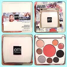 Em Makeup makeup review swatches em phan cosmetics 2013