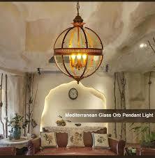Glass Sphere Pendant Light Glass Orb Lighting U2013 Contemplative Cat
