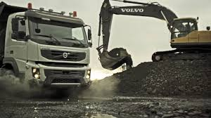 volvo web volvo trucks the new volvo fmx in action youtube