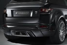 hamann land rover land rover range rover evoque by hamann 2012 photo 82594 pictures