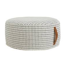 pouffe foot stool sit on me grid u2013 this modern life