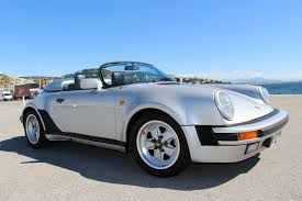 classic convertible porsche porsche 911 speedster of 1989 classic cars for sale