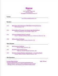 cover letter sle makeup artist resume objectives resume sle livecareer ive design resume template por sle