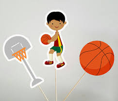 Basketball Centerpieces Basketball Centerpieces Basketball Birthday Basketball
