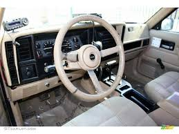 Jeep Cherokee Sport Interior 1994 Jeep Cherokee Sport Interior Photo 40916105 Gtcarlot Com