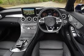 c class mercedes mercedes c class cabriolet auto express