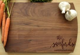 personalized cutting board engraved cutting board custom zoom