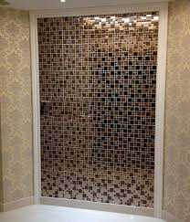 Gold Items Crystal Glass Mosaic Tile Wall Backsplashes by Wholesale Vitreous Mosaic Tile Backsplash Gold 304 Stainless Steel Wit