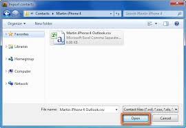 csv format outlook import how to transfer contacts from outlook to iphone