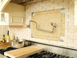 limestone backsplash kitchen beautiful kitchen backsplashes traditional home