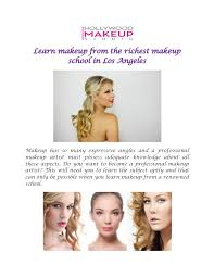 los angeles makeup school learn makeup from the richest makeup school in los angeles