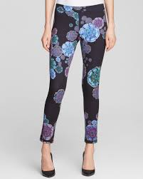 cynthia rowley leggings bloomingdale u0027s exclusive bonded lyst