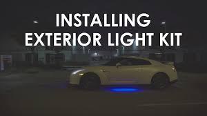Light Type Type S Exterior Smart Light Kit Installation Youtube