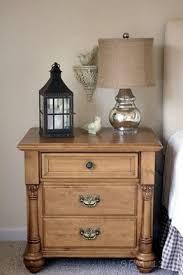 light oak nightstand foter