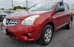 Nissan Rogue 2013 - big island used cars quality pre owned cars trucks vans u0026 suvs