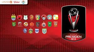 Jadwal Piala Presiden 2018 Jadwal Semifinal Piala Presiden 2018 Bola Liputan6