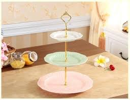 cake stands cheap cake stand eclectic vintage three tiered cake