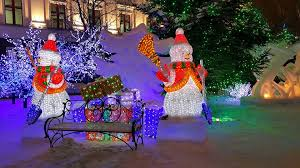 Outdoor Christmas Decorations Santa Claus by 25 Outdoor Christmas Decoration Ideas In Pictures