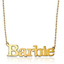 custom made name necklaces name necklace 18 k gold 925 sterling silver block letters custom
