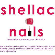shellac nails ltd youtube