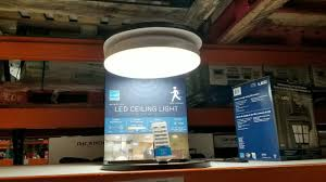winplus led utility light review costco winplus led ceiling light w smart sense 25 youtube