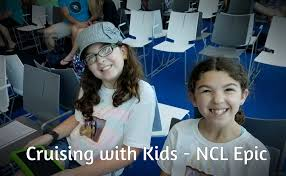 cruising with kids on ncl epic