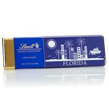 florida gold bar chocolate for a destination lindtusa