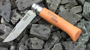 opinel kitchen knives review opinel no 8