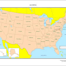 regions of mexico map united states map and mexico map of the united states and mexico