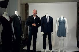 mark bridges interview on fifty shades of grey fashion