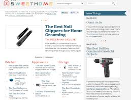 sister site the sweethome a wirecutter sister site dedicated to household gear