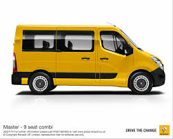 renault master 2013 uk new renault trafic and new renault master passenger prices