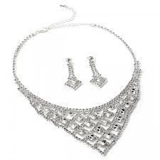 diamond shape silver crystal rhinestone diamond shape with diamond shape crystal