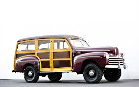 4x4 station wagon ford marmon herrington woodie 4x4