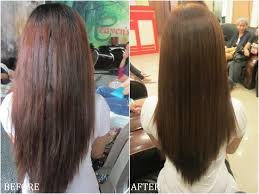 hair rebond manila real asian beauty hair rebond at heaven s salon and spa