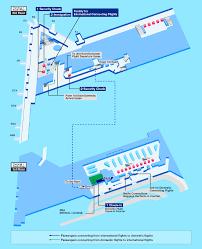 Narita Airport Map Narita International Airport International Flights