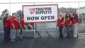 tractor supply wedding registry tractor supply opens in russellville franklin county times