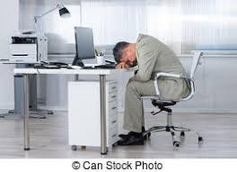 affaires de bureau homme affaires bureau dormir bureau fatigué bureau photo de