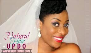 nigeria wedding hair style natural hair updo bridal inspired sisiyemmie nigerian food