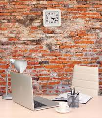 red brick wallpaper mural plasticbanners com a red brick wall mural
