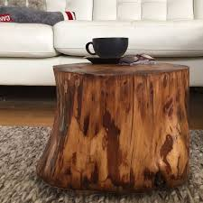 Wood Stump Coffee Table Tree Trunk Table Best 25 Tree Trunk Table Ideas On Pinterest Tree