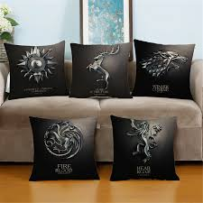 game of thrones home decor modern europe plain game of thrones movie universal art bed chair
