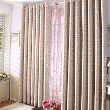 Buy Discount Curtains Sweet Discount Heart Shaped Printing Blackout Curtains In Ivory