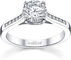 channel set engagement rings vatche channel set engagement ring 166